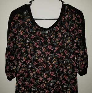 Sheer Maurices Top